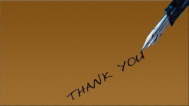 Free illustration: Thank You, Pen, Pencil, Old, Paper - Free Image on Pixabay - 1606941 (73103)