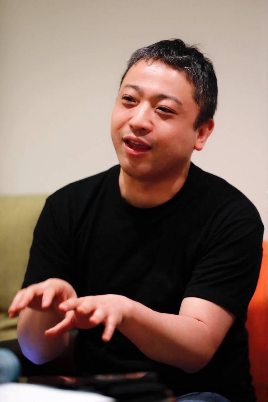 岩佐俊秀(TK専属マニピュレーター / プログラマー / エンジニア)