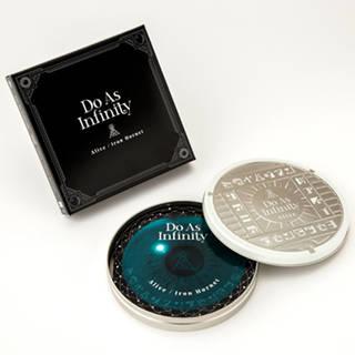 Alive / Iron Hornet(CD+DVD+丸缶特殊パッケージ)【Dive At It・mu-moショップ限定盤】 mu-moショップ