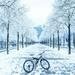 【自転車で雪道】通勤・通学に危険な場所と対処方法☆