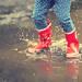 雨の日は『長ぐつ作戦』で朝の準備をスムーズに!子どものやる気スイッチを押そう!