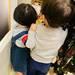 またまた一歳のお誕生日会♡tommyお揃いコーデで青柳ランチ♡