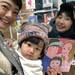 TSUTAYAのポップアップイベントにて「鎌田かまを」さんに娘のイラストを描いていただいたよ♡