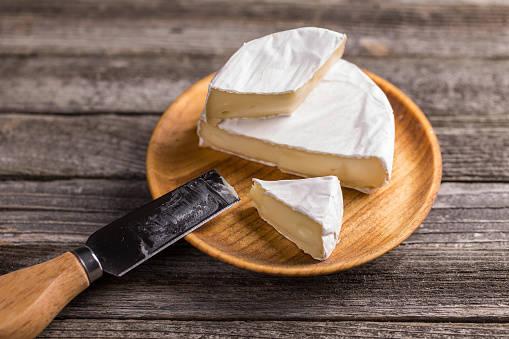 カマンベールチーズをドーン!!!!!