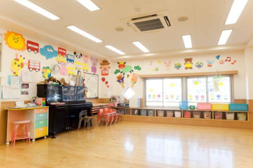 幼稚園の教室