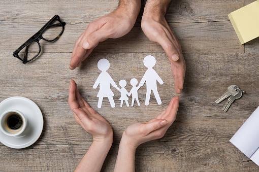 大切な家族のことを考えて