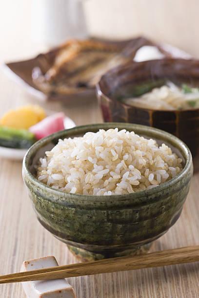 ベジブロスで炊く「玄米ご飯」