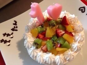 一歳バースデーケーキ by ちっち0719 [クックパッド] 簡単おいしいみんなのレシピが257万品 (58)