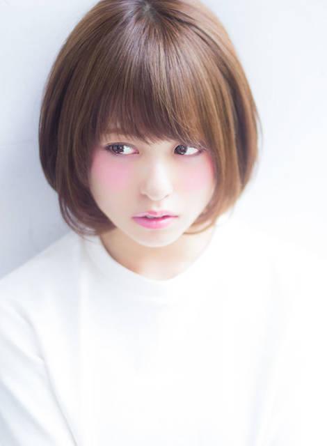 【ボブ】時間が経ってもまとまるボブ/AFLOAT JAPANの髪型・ヘアスタイル・ヘアカタログ|2017秋冬 (164)