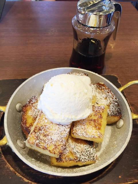 星乃珈琲でフレンチトースト♡ ねねのブログ (198)