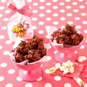 ポップチョコの作り方|手作りチョコレシピ|株式会社 明治 (352)