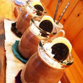 材料4つ!濃厚チョコプリン♡ by 27mark [クックパッド] 簡単おいしいみんなのレシピが257万品 (358)