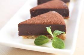 生チョコタルト by るりか  [クックパッド] 簡単おいしいみんなのレシピが257万品 (368)