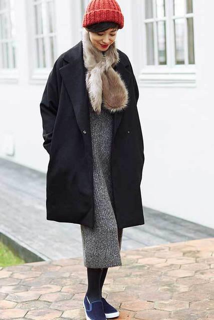 もう冬物のコート無しでは朝晩が過ごせません