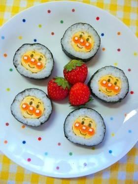 節分 アンパンマン飾り巻き寿司 キャラ弁 by COCO*MAMA [クックパッド] 簡単おいしいみんなのレシピが258万品 (782)
