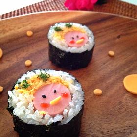 節分に♪鬼ちゃん巻き寿司♡のレシピ、作り方(おかちまい) | 料理教室検索サイト「クスパ」 (791)