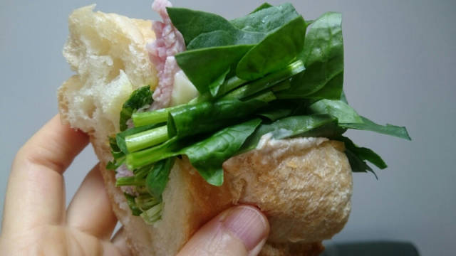 素材にもこだわった本当に美味しいパン屋さん(°∀°)b