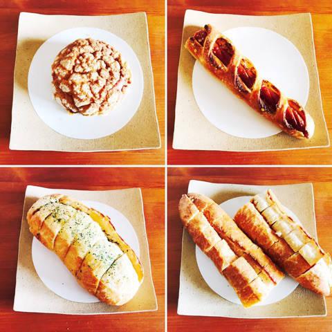人気の明太フランスとメロンパンは欠かせないやっぱり明太...