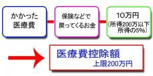 医療費控除について | 愛媛県・新居浜で保険相談やエステサロンなら|CREVA (1411)