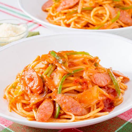 本格洋食 イタリア産小麦100%使用 ナポリタンキット-ローソンフレッシュ|ローソンのネットスーパー・通販 (1974)