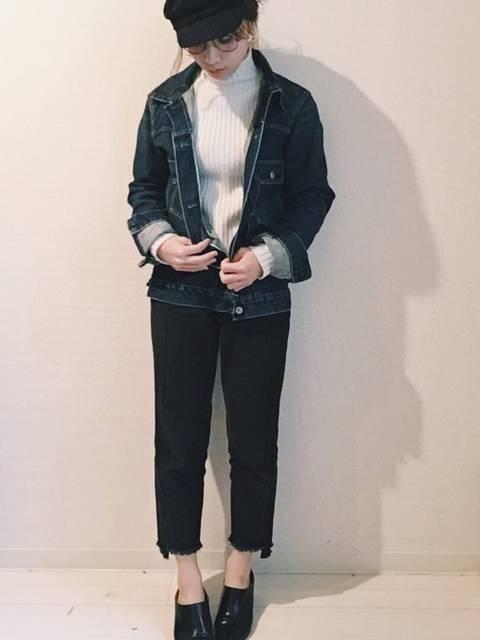 Miki|Discoatのキャスケットを使ったコーディネート - WEAR (2211)