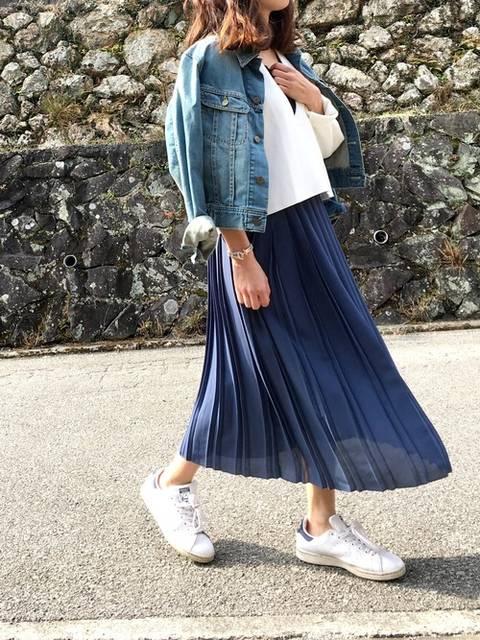 moyooonn|UNIQLOのスカートを使ったコーディネート - WEAR (2224)