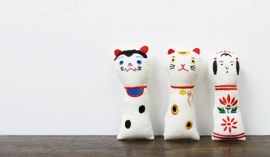【楽天市場】中川政七商店 郷土玩具のにぎにぎ:オリーブアベニュー (2351)