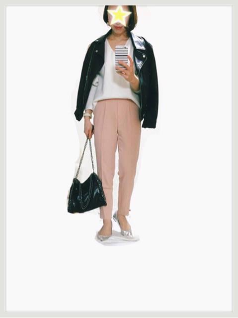 シルバーのGUバレエシューズを初おろし。|reireireipyonオフィシャルブログ「福岡発 fashion blog」Powered by Ameba (2498)