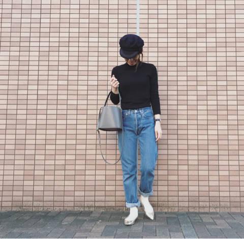 シンプルコーデと今日のランチ♪|ayaオフィシャルブログ「男の子ママの毎日コーデ♥」Powered by Ameba (2526)