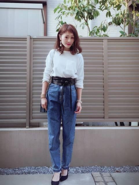 syk***|CHIMEのTシャツ/カットソーを使ったコーディネート - WEAR (2992)
