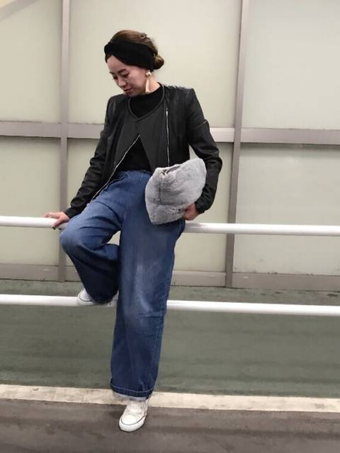 rie|GUのヘアバンドを使ったコーディネート - WEAR (3468)