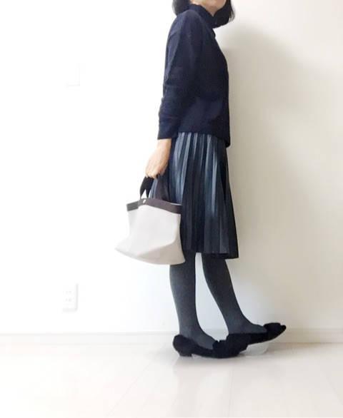 キレイ目コーデ