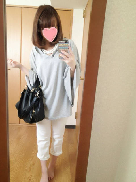 授乳ケープ♡|シスターラビッツᙏ̤̫♡ (3611)