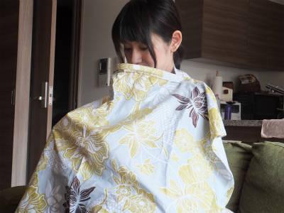 Maika's diary 授乳ケープ (3612)