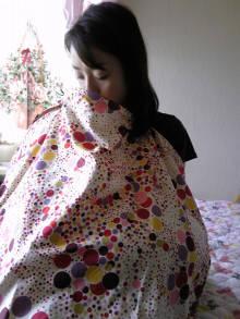 授乳ケープ|松山桃子オフィシャルブログ「もも色日和」 (3614)
