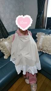 授乳ケープ購入: 綺麗でオシャレなママを目指す☆マロンのbeautyママ日記 (3617)