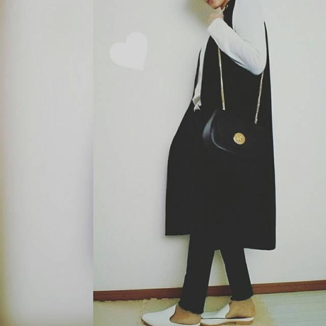 guバブーシュ妄想コーデ 毎日のファッション記録~アラフォーママのプチプラ着回し~ (3688)