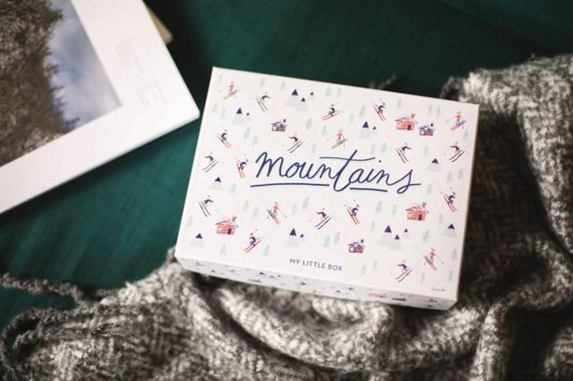 """2月Box""""Mountains"""""""