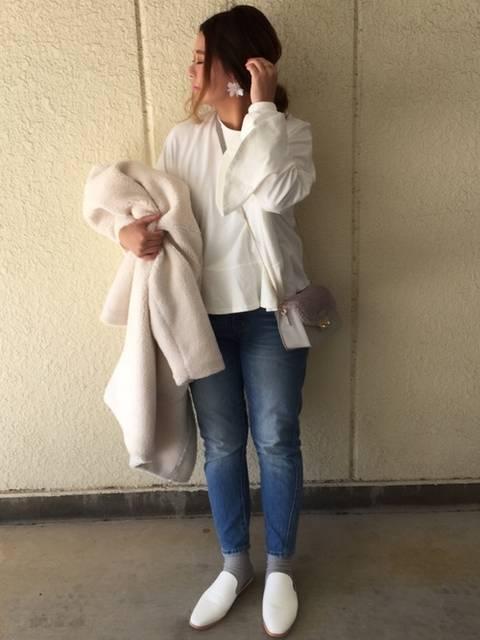 makiki ZARAのシャツ・ブラウスを使ったコーディネート - WEAR (3723)