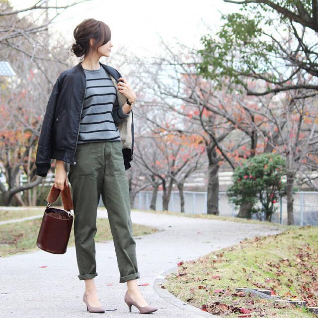 全身プチプラカジュアルコーデとヘアアレンジ・朝ごはん|ほぼ日GUプチプラコーデログ♥︎MUMU's Shoes Box♥︎ (3764)
