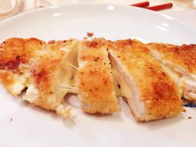 揚げずに簡単☆ササミチーズフライ by Quacky [クックパッド] 簡単おいしいみんなのレシピが259万品 (3828)