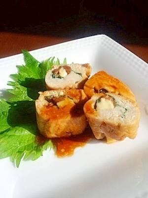 ボクサーも減量で食べる★鶏ささみで梅しそチーズ巻き レシピ・作り方 by xguricox|楽天レシピ (3829)
