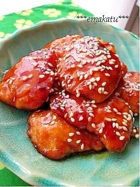 簡単お弁当おかず♪ささみの照り焼き レシピ・作り方 by ema8108|楽天レシピ (3853)