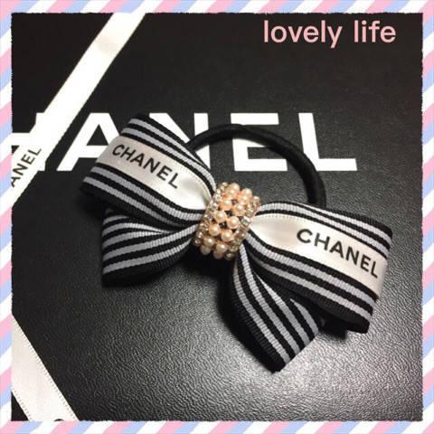 ハンドメイド作品✨ シャネルリボンのヘアアクセサリー♡|lovely lifeのブログ 〜ハンドメイド 可愛いもの大好き✨〜 (4188)