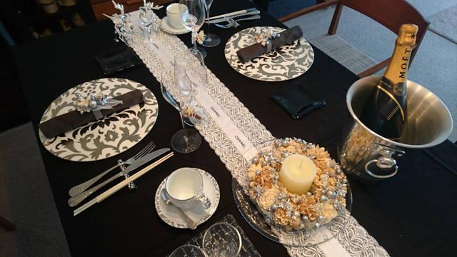 2016クリスマステーブルコーディネート♪|ポールカのエレガントダイアリー (4203)