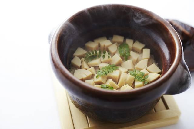 炊き込み御飯/筍御飯 東山(Touzan)