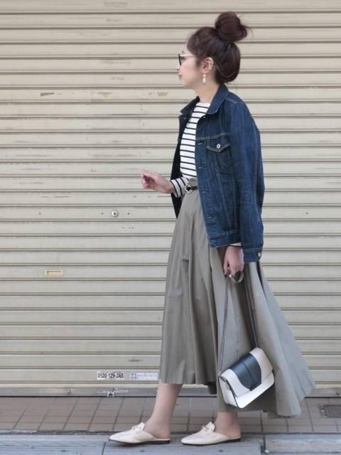maiko |URBAN RESEARCHのTシャツ/カットソーを使ったコーディネート - WEAR (4632)