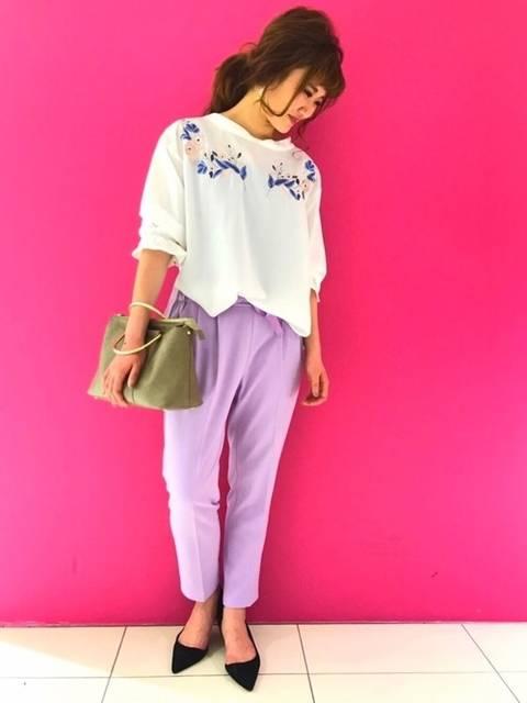 723(ルミネ立川店 ViS)|ViSのシャツ/ブラウスを使ったコーディネート - WEAR (4674)