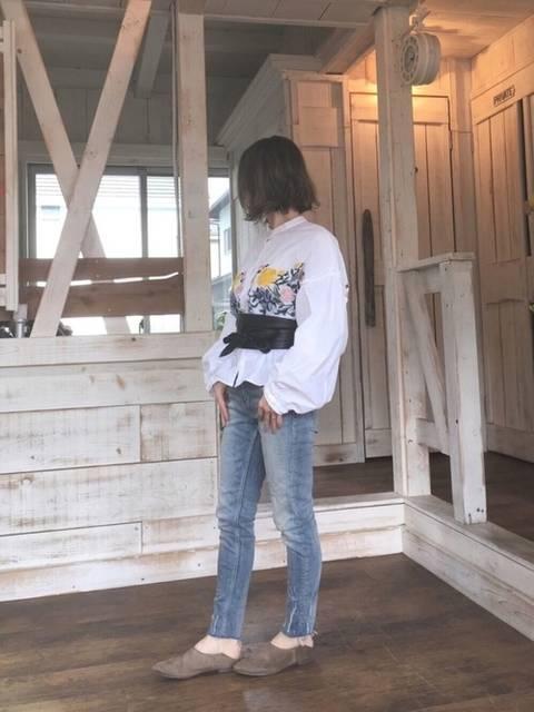 me☆|ZARAのシャツ・ブラウスを使ったコーディネート - WEAR (4677)