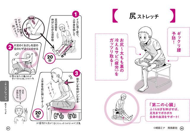 自律神経どこでもリセット! ずぼらヨガ - 株式会社 飛鳥新社 (4701)
